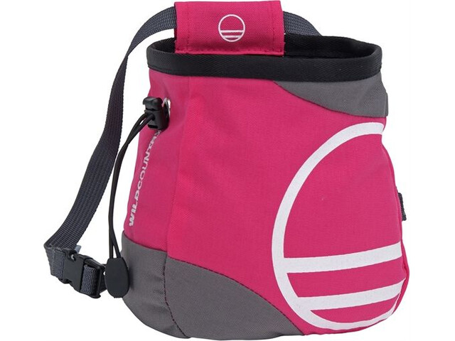 Wild Country Dipper Chalk Bag Ruby